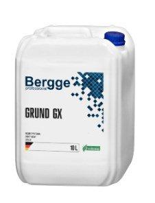 Фото  1 BERGGE GRUND GX E.Q.S. ВОДНАЯ ГРУНТОВКА 10Л 1808252