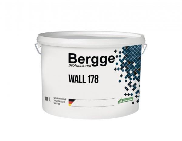 Фото  1 BERGGE WALL 178 КЛЕЙ ДЛЯ ВЛАЖНЫХ ПОМЕЩЕНИЙ 1807478