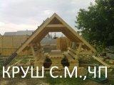 Фото 1 альтанки деревяні 338416