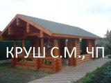 Фото 1 бани деревянные 338415