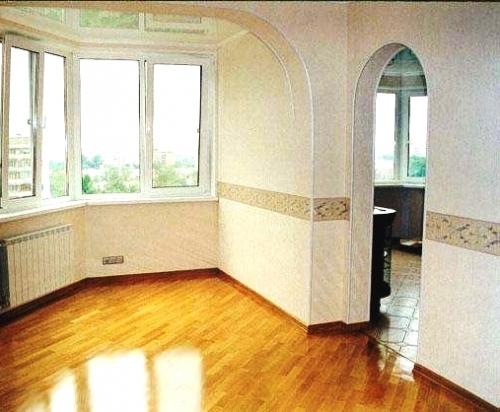 Беспесчанка потолков и стен под обои