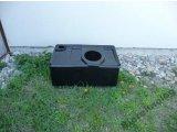 Фото  1 Бесплатная доставка. Бак, емкость 250 литров для туалета, биотуалета, унитаз 300 200 1985632