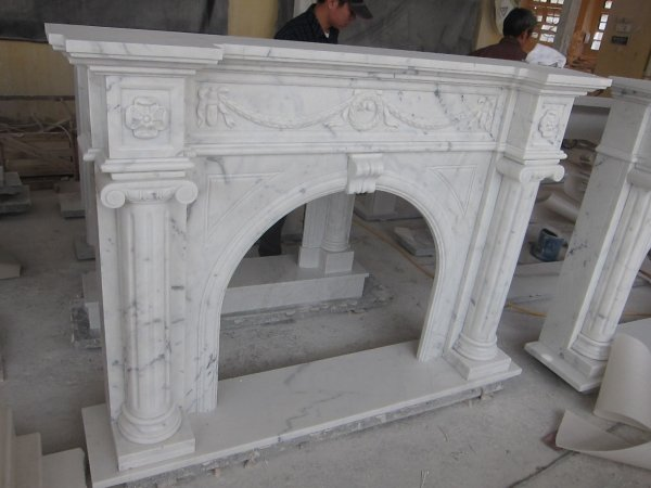 Фото  1 Камины мраморные Sivec порталы мраморные 141583
