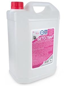 БЕТО-ТВАР® - Пропитка для упрочнения и обеспыливания бетонных полов. Для старых и новых бетонных поверхностей.