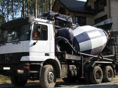 Бетон П2 В30 (М 400)
