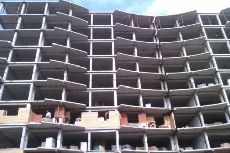 Бетон П3В30(М-400) конструкционный бетон , опорные стены, колоны, плиты перекрытия и т. д.