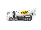 Фото  1 Товарний бетон БСГ В30 Р3 F200 W6 (Доставка бетона только Киев и Киевская область) 2343815