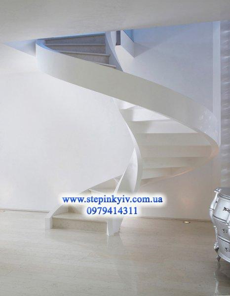 Фото 4 Монолитные (бетонные) лестницы и крыльца любой сложности в Киеве 337403