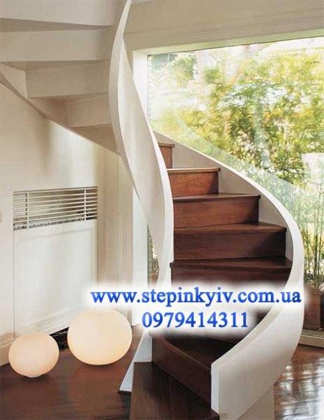 Фото 6 Монолитные (бетонные) лестницы и крыльца любой сложности в Киеве 337403
