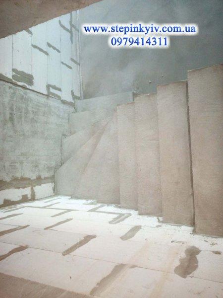 Фото 8 Изготовление монолитных, железобетонных, бетонных лестниц 337404