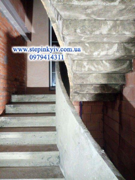 Фото 5 Изготовление монолитных, железобетонных, бетонных лестниц 337404