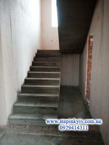 Фото 6 Изготовление монолитных, железобетонных, бетонных лестниц 337404
