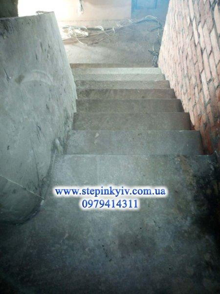 Фото 3 Изготовление монолитных, железобетонных, бетонных лестниц 337404