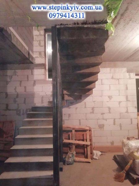 Фото 1 Изготовление монолитных, железобетонных, бетонных лестниц 337404