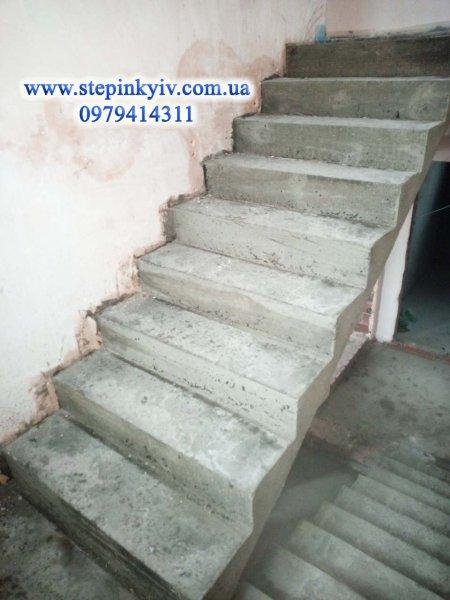 Фото 4 Изготовление монолитных, железобетонных, бетонных лестниц 337404