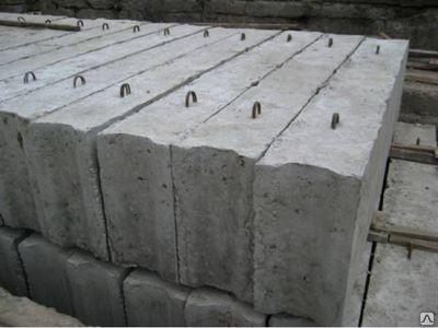 Бетонные блоки для подвальных стен