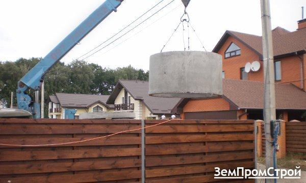 Фото 2 Викопати вирити колодязь під ключ на дачі в селі на Київщині 338251