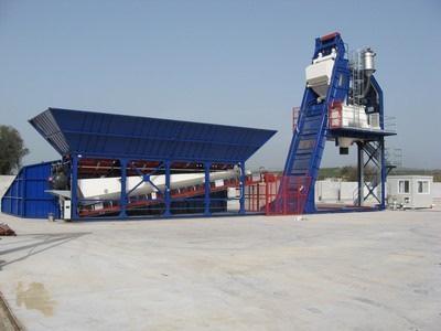 Бетонные заводы, РБУ и БСУ мобильного и стационарного типа, различной производительности и комплектации.
