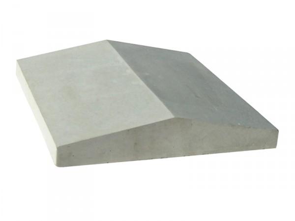 Бетонный парапет Размер 390х350х70 мм