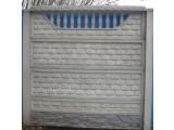 Бетонный забор №19. Еврозабор. Винница