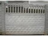 Бетонный (железобетонный) забор. Еврозабор. №17