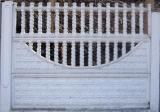 Бетонный (железобетонный) забор. Еврозабор. №22