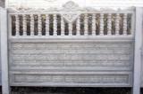 Бетонный (железобетонный) забор. Еврозабор. №7