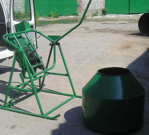 Бетономешалка БСБА-315Ч