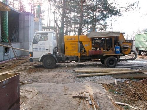 Бетононасос Аренда, Бетононасос в аренду, услуги бетононасоса, Автобетононасос аренда-