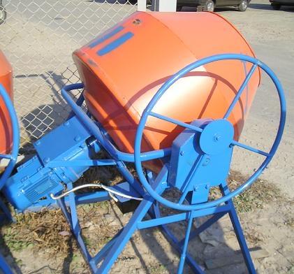 Бетоносмеситель БГП-150-250-320-500( мотор-редуктор