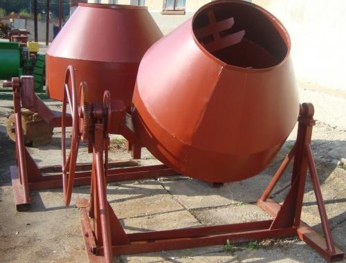 Бетоносмеситель БПБА-190-750