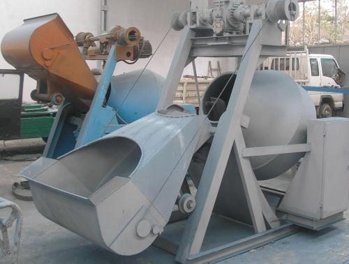 Бетоносмеситель гравитационный со скипом БРС-1000 складского хранения не Б/У за нал.