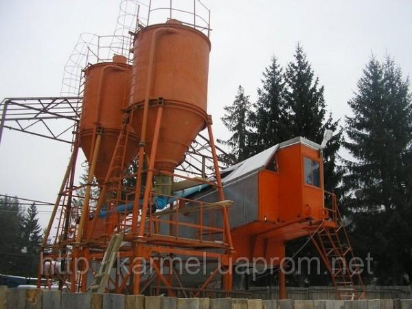 Бетоносмесительная установка БСУ – 12 2013 г.