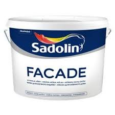 Фото  1 SADOLIN FACADE фасадная краска 1807298