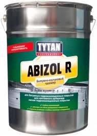 Фото  1 TYTAN Abizol R битумно-каучуковый праймер 1811858