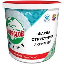 Фото  1 Anserglob краска структурная фасадная 1807323