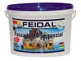 Фото  1 FEIDAL HIT-Fassadenfarbе speziell дисперсионная универсальная краска 1807307