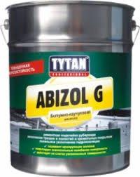 Фото  1 TYTAN Abizol G битумно-каучуковая мастика 1811855
