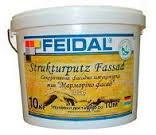 Фото  1 FEIDAL Strukturputz Fassad maxi фасадная декоративная штукатурка 1807317