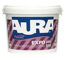 Фото  1 Aura Fasad Expo универсальная краска для фасадов и интерьеров 1807318