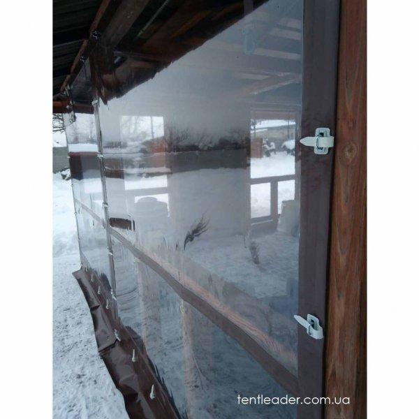 Фото 2 Сезонные мягкие окна ПВХ для беседок, для веранды, террасы 340945