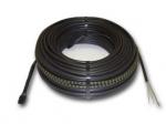 Безмуфтовый теплый пол двужильный кабель для укладки в стяжку 17Вт/м Hemstedt BR-IM- 58,1 1000W