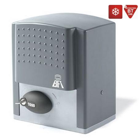 BFT ARES 1500 kit. Комплект автоматики для откатных ворот