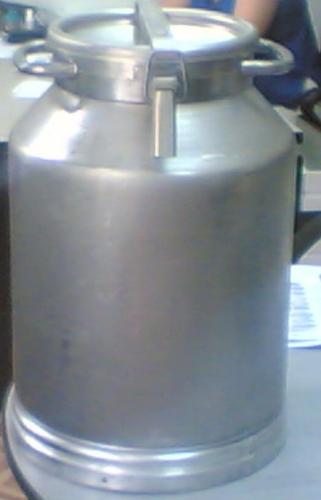 Бидон алюминиевый 10-18-25-38-40л; оптом от 5 штук