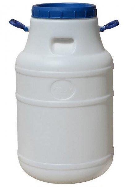 Фото  1 Бидон, бак, бочка 50 литров d21 пищевой емкость 2063301