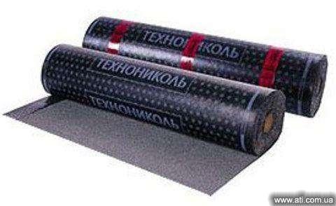 Бикроэласт ЭКП 4.0, сланец серый, полиестер, верхний слой,10м2. Технониколь Николаев. от 20 рулонов