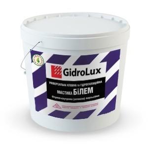 БІЛЕМ бітумно - каучукова мастика для гідроізоляції фундаментів і приклеювання пінополістиролу