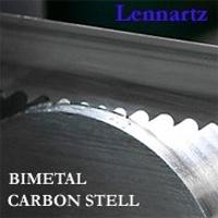 Биметаллические ленточные пилы по металлу