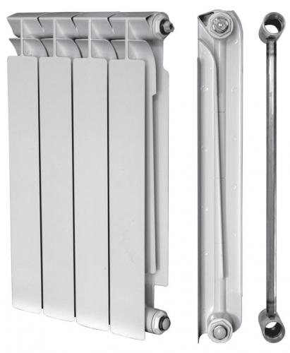 Биметаллический радиатор TENRAD Доставка. Монтаж.