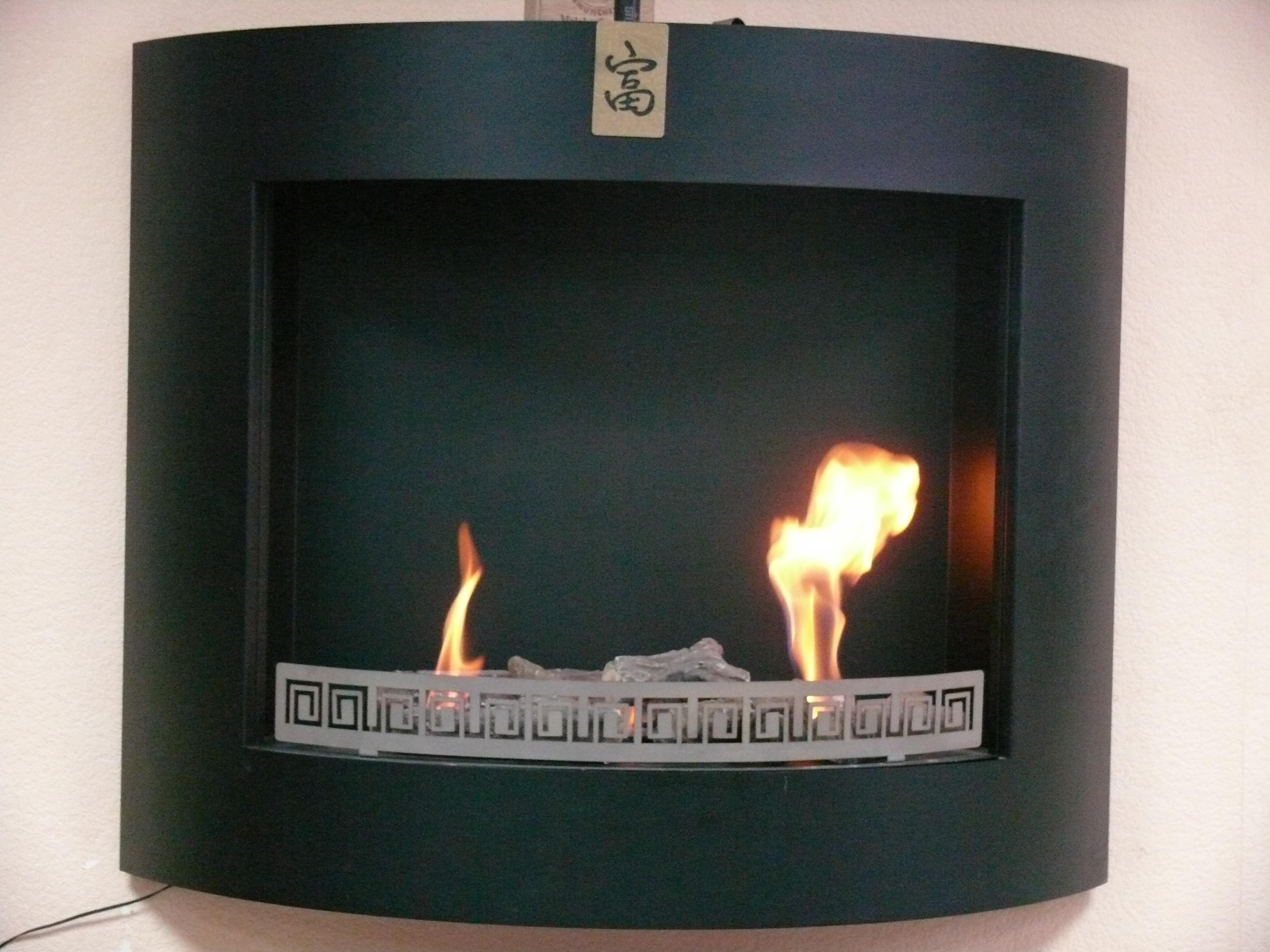 Биокамин - живой огонь без золы, дыма и огня для квартиры, дома и офиса